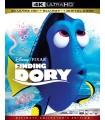 Finding Dory (2016) (4K UHD + Blu-ray)