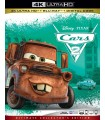 Cars 2 (2011) (4K UHD + Blu-ray)