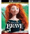 Brave (2012) (4K UHD +  Blu-ray)