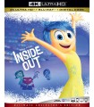 Inside Out (215) (4K UHD + Blu-ray)