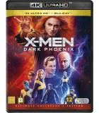 Dark Phoenix (2019) (4K UHD + Blu-ray)