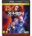 Dark Phoenix (2019) (4K UHD + Blu-ray) 21.10.