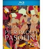Pasolini: Trilogy of Life (1972 - 1975) (3 Blu-ray)