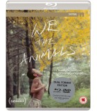 We the Animals (2018) (Blu-ray + DVD)