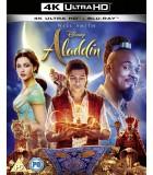 Aladdin (2019) (4K UHD + Blu-ray)