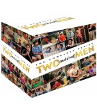 Two and a Half Men - Complete Collection (2003–2015) (39 DVD)