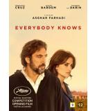 Kaikki tietävät (2018) DVD