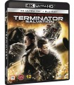 Terminator Salvation (2009) (4K UHD + Blu-ray)