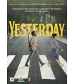 Yesterday (2019) DVD