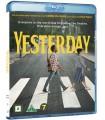 Yesterday (2019) Blu-ray