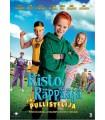 Risto Räppääjä ja pullistelija (2019) DVD