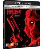Hellboy (2004) Director's Cut (4K UHD + Blu-ray)