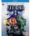 Titans - Season 1. (2018-) (3 Blu-ray)