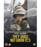 They Shall Not Grow Old (2018) DVD