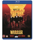 Warrior - Season 1. (2019– ) (3 Blu-ray)