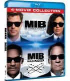 Men In Black - Collection (1997 - 2019) (4 Blu-ray)