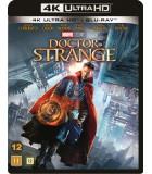 Doctor Strange (2016) (4K UHD + Blu-ray)