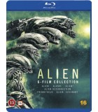 Alien - Collection 1-6 (1979 - 2017) (6 Blu-ray)