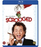 Scrooged (1988) Blu-ray