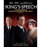 Kuninkaan puhe (2010) DVD