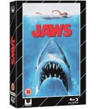 Jaws (1975) Limited Edition VHS (Blu-ray + DVD)
