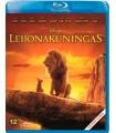 Leijonakuningas (2019) Blu-ray 29.11.