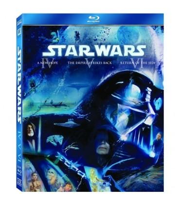 Star Wars: The Original Trilogy (Blu-ray) 12.9