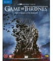 Game of Thrones - Kaudet 1-8 (2011) (33 Blu-ray)