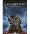 Game of Thrones - Kaudet 1-8 (2011) (38 DVD)