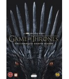 Game of Thrones - Kausi 8. (2011-) (4 DVD)