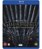 Game of Thrones - Kausi 8. (2011-) (3 Blu-ray)