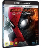 Spider-Man: Far from Home (2019) (4K UHD + Blu-ray)