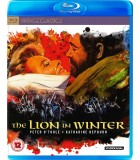 The Lion in Winter (1968) Blu-ray