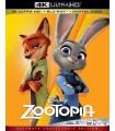 Zootopia (2016) (4K UHD + Blu-ray)