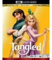 Tangled (2010) (4K UHD + Blu-ray)