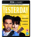Yesterday (2019) (4K UHD + Blu-ray)