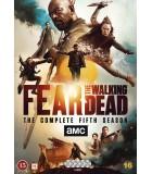 Fear the Walking Dead - Season 5. (2015-) (5 DVD)
