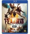 Fear the Walking Dead - Season 5. (2015-) (5 Blu-ray)
