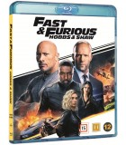 Fast & Furious Presents: Hobbs & Shaw (2019) Blu-ray