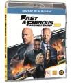 Fast & Furious Presents: Hobbs & Shaw (2019) (3D + 2D Blu-ray)