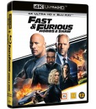 Fast & Furious Presents: Hobbs & Shaw (2019) (4K UHD + Blu-ray)