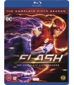 The Flash - Season 5. (2014– ) (4 Blu-ray)