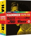 Hammer Volume Four: Faces of Fear - Limited Edition (1958 -1962) (4 Blu-ray)