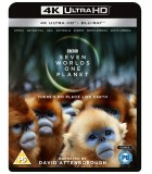 Seven Worlds, One Planet (2019-) (3 4K UHD + 3 Blu-ray)