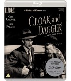 Cloak and Dagger (1946) (Blu-ray + DVD)