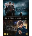 Fantastic Beasts 1-2 (2016 - 2018) (2 DVD)