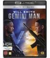 Gemini Man (2019) (4K UHD + Blu-ray)