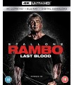 Rambo: Last Blood (2019) (4K UHD + Blu-ray)