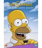 Simpsons - kausi 19 (4 DVD)