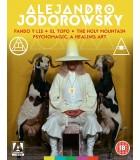 Alejandro Jodorowsky  - Limited Edition Collection (4 Blu-ray + 2 CD)